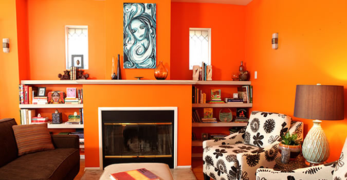 Interior Painting Services in Mesa